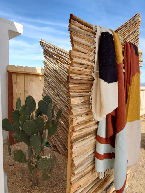 Linens & Bedding by Tribe & True seen at Desert Wild Joshua Tree, Joshua Tree - Blankets