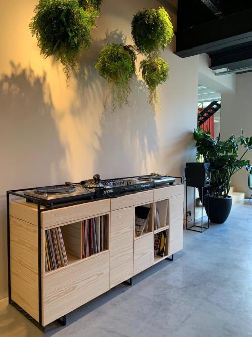 Interior Design by Studio Rik ten Velden seen at Studio Helsinki, Antwerpen - Selectors Cabinet XL