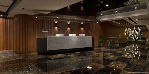 Lamps by SEED Design USA seen at Park City Hotel - China Table Lamp