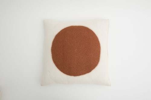 Pillows by M&Otto Design seen at Bend, Bend - Ruby pillow