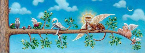 Art by Eya - Paintings and Street Murals