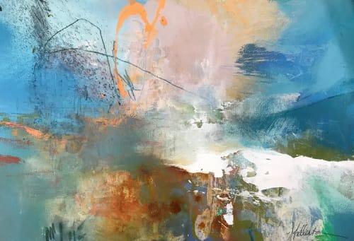 Joan Fullerton - Paintings and Art