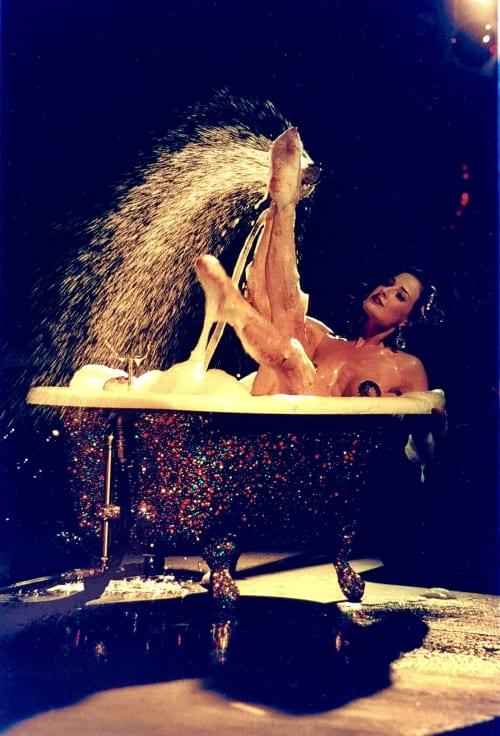Photography by Richard Heeps seen at Hotel nhow Milano, Milano - Boudoir III, Tease-O-Rama, Hollywood, Los Angeles, 2003