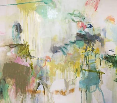 Rhenda Saporito - Paintings and Interior Design