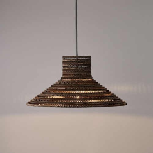 Pendants by Tabitha Bargh seen at Private Residence, Crowborough - CartOn