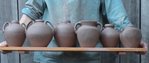 HARTSOE POTTERY - Vases & Vessels and Floral & Garden