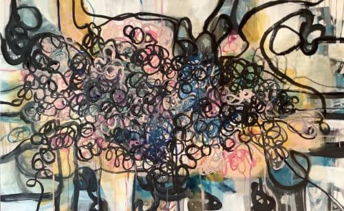 Float Away   Paintings by Susana Aldanondo