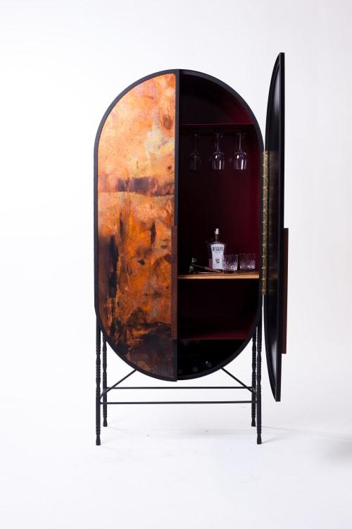 Furniture by Douglas & Douglas seen at Durban, Durban - Carter Drinks Cabinet