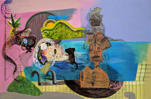 Yasemin Senel - Paintings and Art