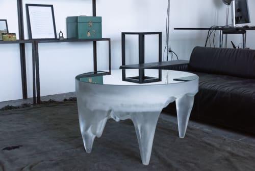 Tables by Studio S II seen at Brooklyn, Brooklyn - Solar Flare