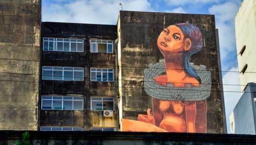 MAG MAGRELA - Street Murals and Public Art