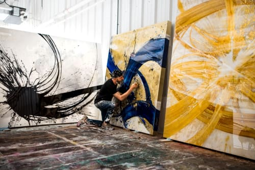 Quim Bove Contemporary Art - Art Curation and Paintings