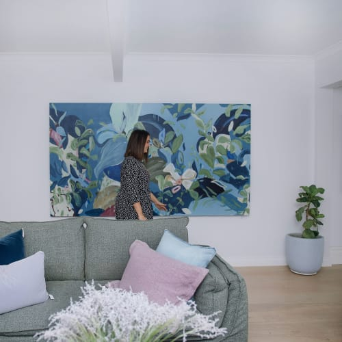 Alisha Falconer - Paintings and Art