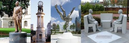 Cherrylion Sculpture Studios - Public Sculptures and Public Art