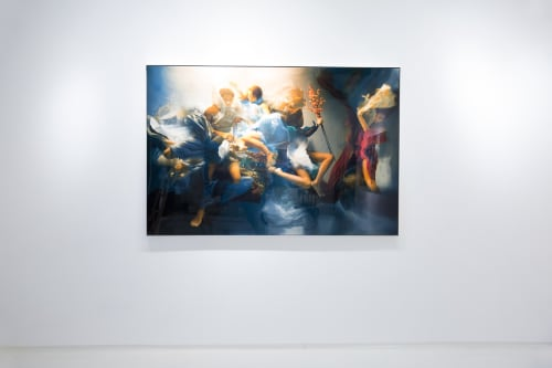 Photography by Christy Lee Rogers seen at Shanghai Studio, Shanghai - A Dream Dreamed in the Presence of Reason