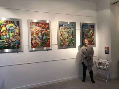 Lisa Cirenza - Paintings and Murals