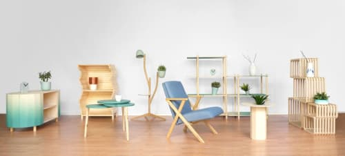 Studio Lorier - Cups and Chairs