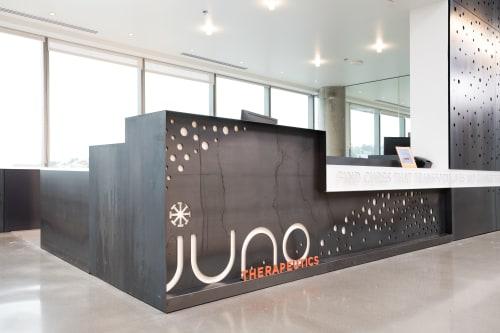 Interior Design by Creoworks seen at Juno Therapeutics Inc, Seattle - Juno Therapeutics