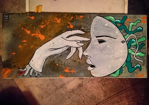 Dominic Fritsche - Street Murals and Murals
