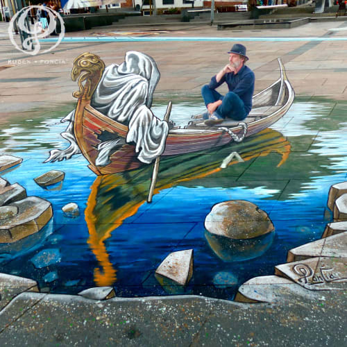 Art & Wall Decor by Ruben Poncia seen at Brande, Brande - Draug