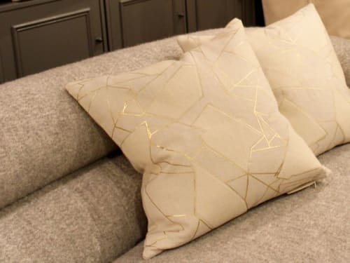 Pillows by Le Studio Anthost seen at Private Residence - Angles