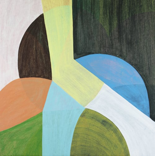 Paintings by Rebekah Andrade - Mind Map 8