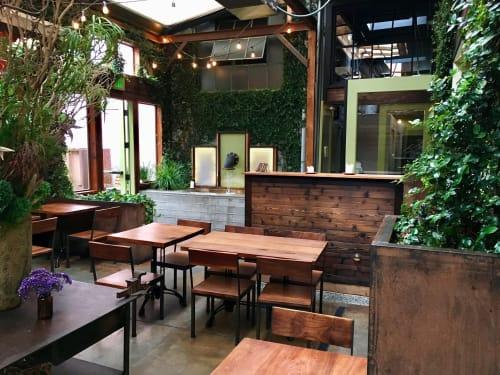Central Kitchen, Restaurants, Interior Design