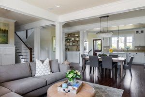 Interior Design by Kimberlee Marie Interiors seen at Private Residence, Seattle - Greenlake Craftsman