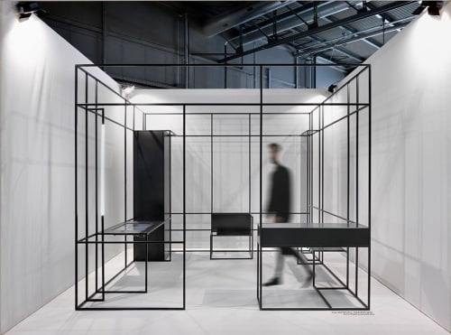 Furniture by Gustavo Martini at Milan, Milan - EDGE
