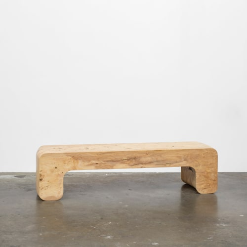 Untitled (revolution 4), 2020   Benches & Ottomans by Christopher Norman Projects