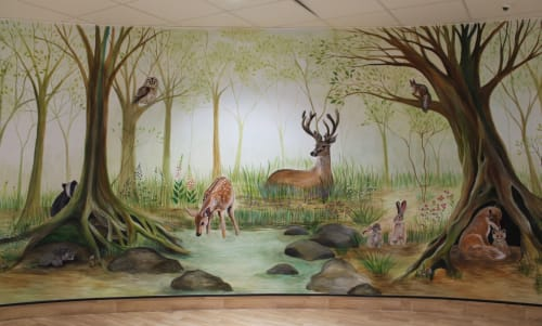 Michelle Meola - Murals and Art