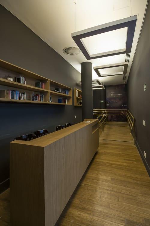 Furniture by Neobambu seen at Blue Note São Paulo, Consolação - Flooring