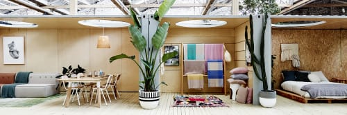 Furniture and Lighting by Koskela