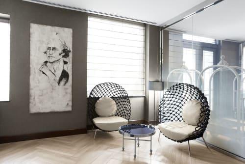 Art Curation by NINE dot ARTS seen at Hilton Brooklyn New York, Brooklyn - Art Curation