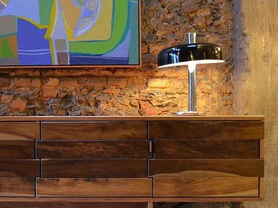 Furniture by Gustavo Bittencourt seen at Private Residence - Buffet TABLADO