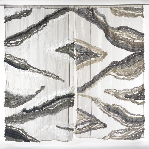 Art & Wall Decor by MAKI YAMAMOTO TEXTILE STUDIO seen at 4877 Broadway, New York - NIWA