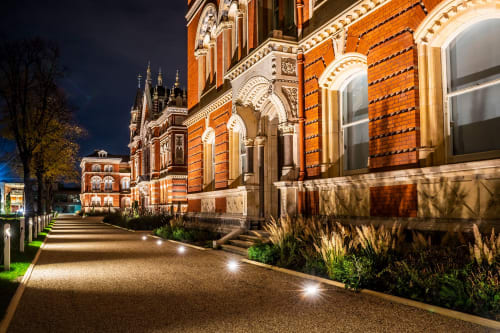 Lighting Design by Moonlight Design Ltd seen at Dulwich College, London - Dulwich College