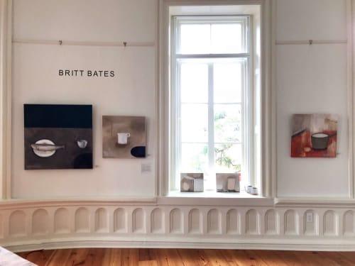 Britt Bates - Paintings and Murals