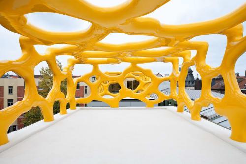 Public Sculptures by STUDIO NICK ERVINCK seen at Ghent, Ghent - WARSUBEC