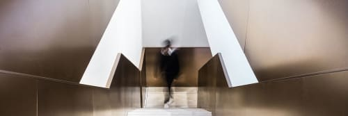 MOC DESIGN OFFICE - Interior Design and Sculptures