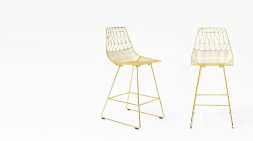 Chairs by Bend Goods seen at Shell Beach - Lucy Counter Stool