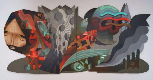 Jaime Molina - Street Murals and Murals