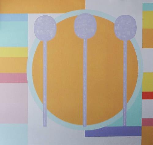 Murals by Darja Shatalova & Egor Shatalov seen at Gem. Grundschule Sieglar, Troisdorf - Mural Playroom I