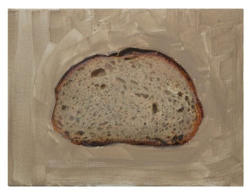 Paintings by Rochelle Udell seen at Private Residence - Westchester County, NY - Bread Paintings