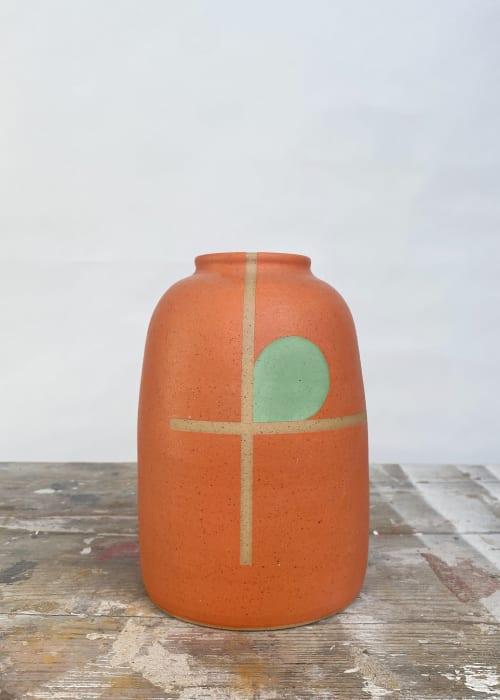 Vases & Vessels by Mineral Ceramics seen at Creator's Studio, Los Angeles - Monocot Vase