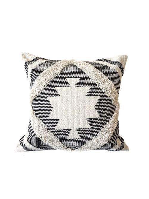 Pillows by Coastal Boho Studio seen at Destin, Destin - Serene Kilim Pillow Cover