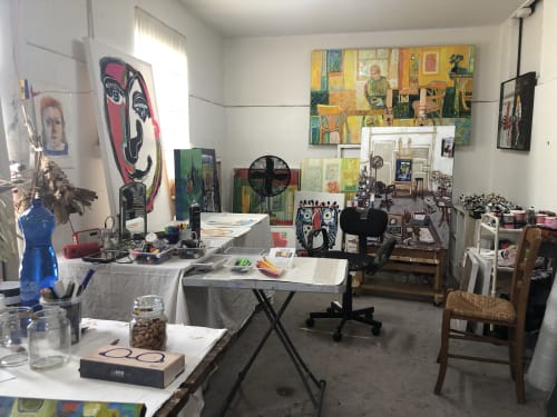 Christine Webb - Paintings and Art