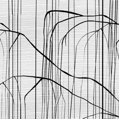 Wallpaper by Jill Malek Wallpaper - Babylon | Snow