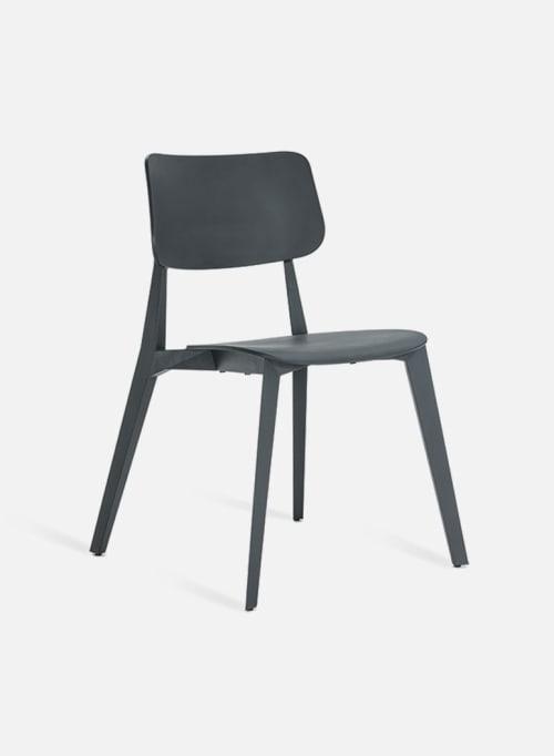Chairs by TOOU seen at FEMSA Monte Grande, Monte Grande - Stellars