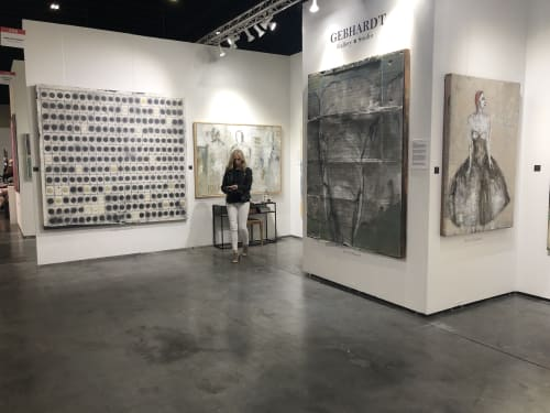 Paintings by Gebhardt Gallery seen at West Palm Beach, West Palm Beach - Exhibit